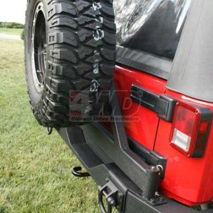 Tire Carrier Mount By RuggedR idge?