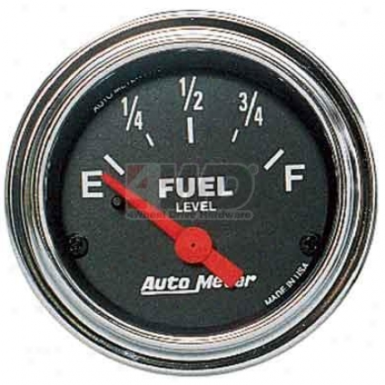 Traditional Chrome Series Firing Gauge By Auto Meter