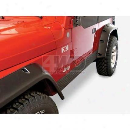 Trail Armor Rocker Side Panels By Bushwacker