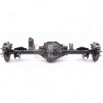 Trail Series Y jWrangler Dana 60 Rear Axle By Dynatrac