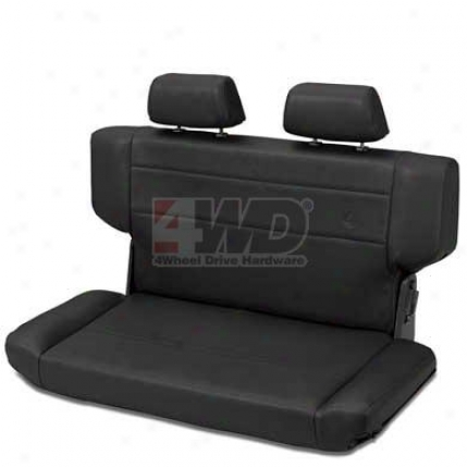 Trailmax? Ii Fold & Tumble Rear Seat By Bestop?