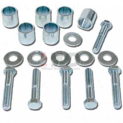 Transfer Case Lowering Kit By 4wheel Drive Hardware