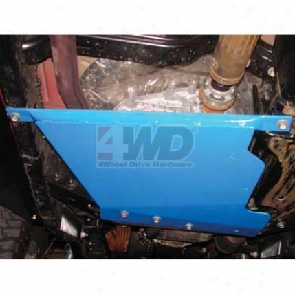Transfer Case Skid Plate By Rockhard 4x4
