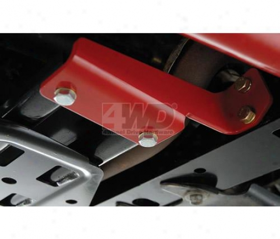 Transmission Skid Plate Bracket By Rancho