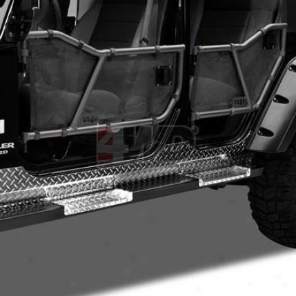 Tub3 Door Mesh Covers By Warrior Products