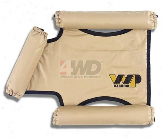 Pipe Door Padding Kit By Warrior Products
