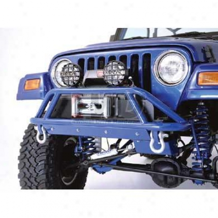 Tubular Front Bumper By Fabtech