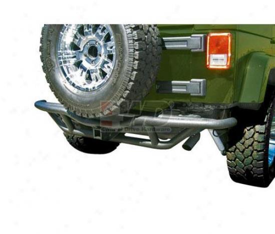 Tubular Rear Base Bumper Bh Body Armor