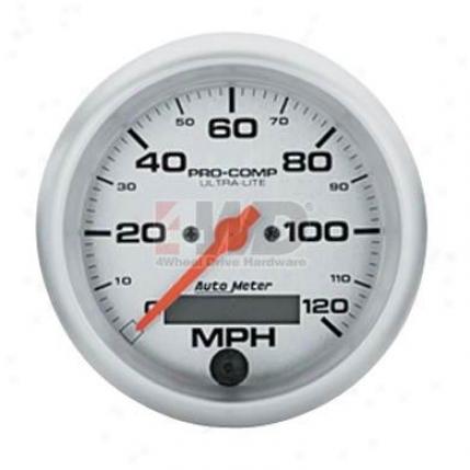Ultra-lite Seriesspeedometer By Auto Meter