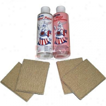 Valco Sorcery Mix® Aluminum Rough Surface Polishing Kit