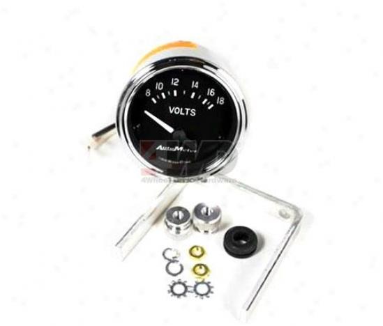 Volt Meter By Auto Meter
