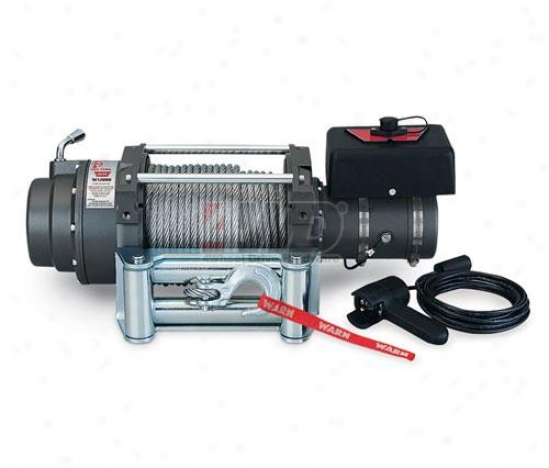 Warn? M12000 Self-recovery Winch