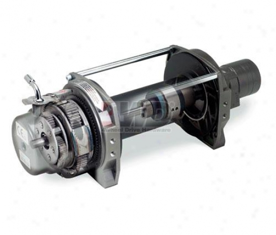 Warn? Series 12 Dc Industrial Winch