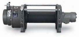 Warn? Series 15 Hydraulic Industrial Winch