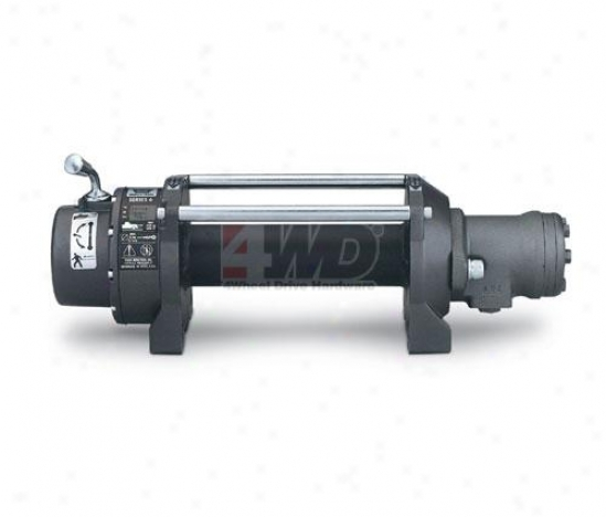 Warn? Series 6 Hydraulic Industrial Winch