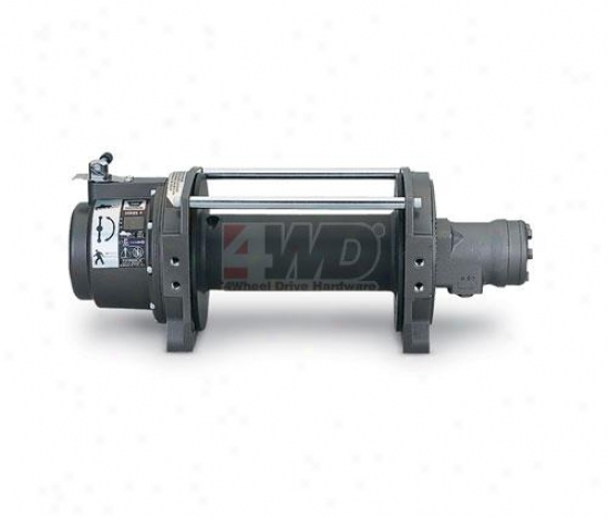 Warn? Series 9 Dc Industrial Winch