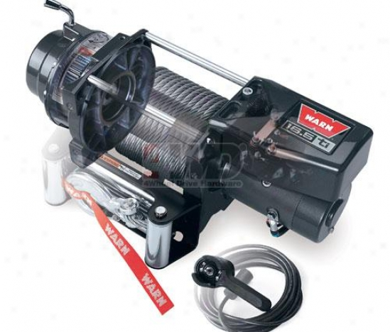 Warn® 16.5ti Thermometric Self-recovery Winch