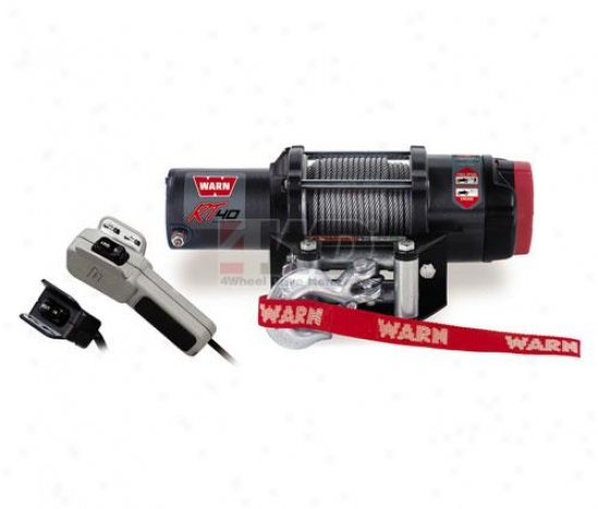 Warn® Rt40 Rugged Terrain Winch