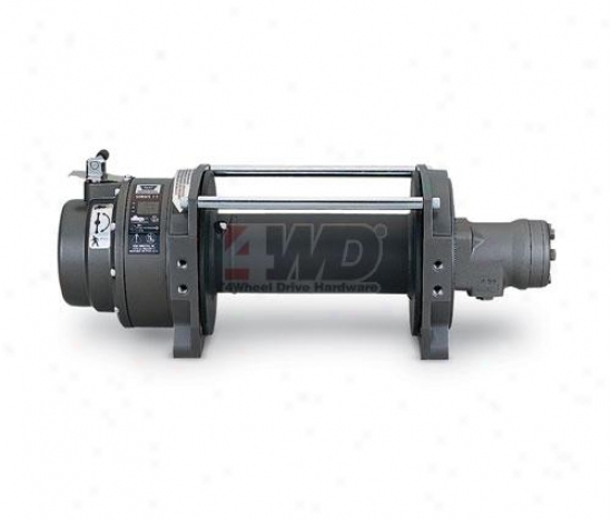 Warn® Series 12 Dc Industrial Winch