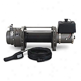 Warn® Series 15 Dc Industrial Winch