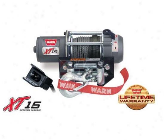 Warn® Xt15 Edtreme Terrain Winch