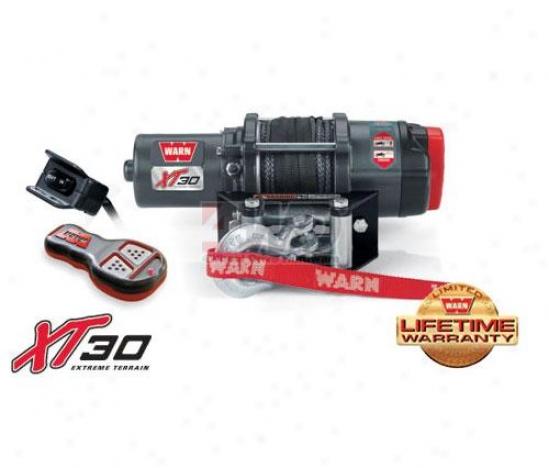 Warn® Xt30 Extreme Terrain Wincj