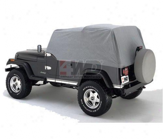 Water Proof Cab Cover By Smittybilt