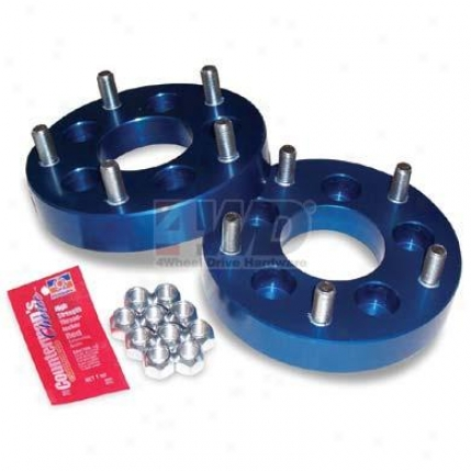 Wheel Adapters By Spidertrax