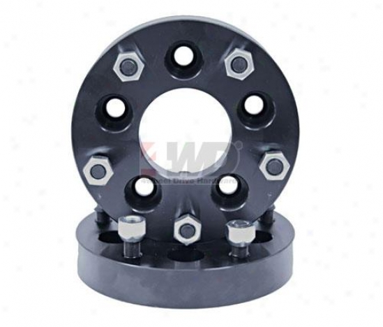 Wheel Spacer Adapters By Rugged Ridge