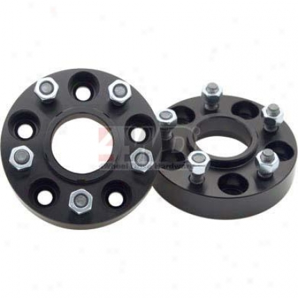 Wheel Spacers By Rugged Ridge