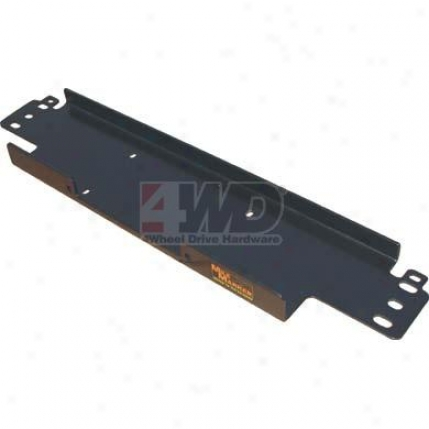 Winch Mounting Plate By Mile Marker