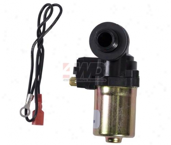 Windshield Wiper Washer Bottle Pump Kit