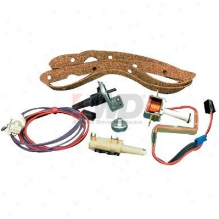 Wiring 700r/4 Transmission Torque Converter Lock-up By Painless
