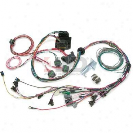 Wiring Perfect Jeep 4.0l Engine Negotiation System By Painless