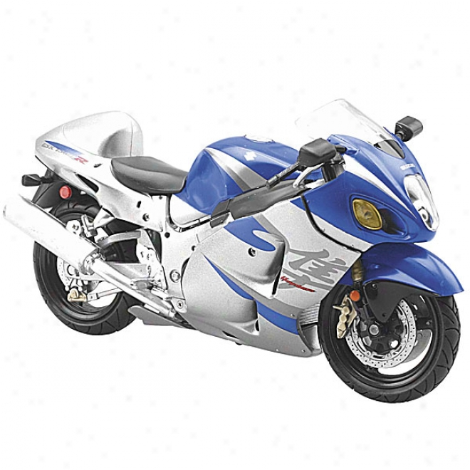 2005 Suzuki Hayabusa 1300 Replica Model