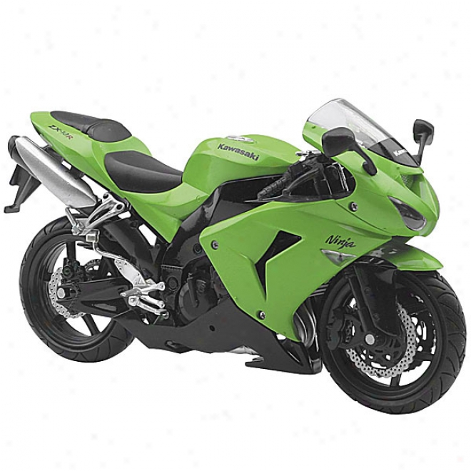 2006 Kawasaki Zx-10r Replica Model
