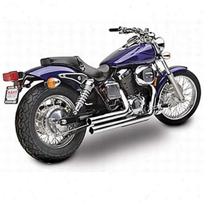 2.5in. American Classic Straights Exhaust Sustem