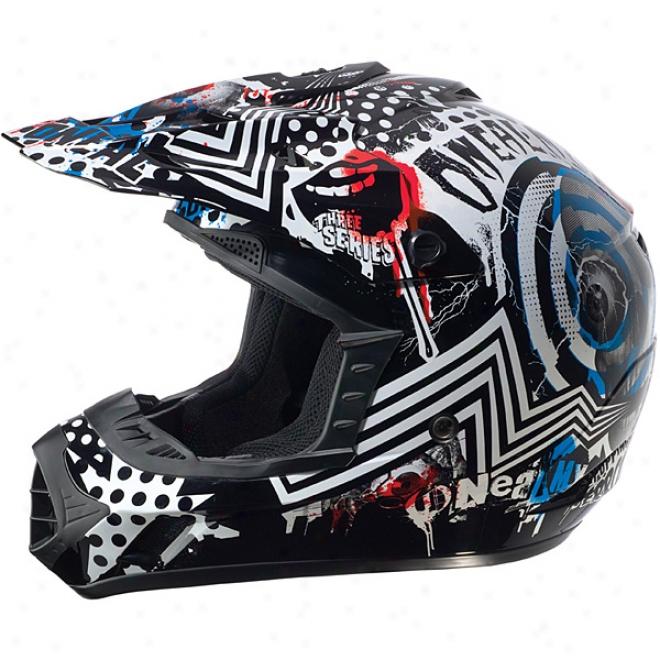 3 Series Nightmare Helm
