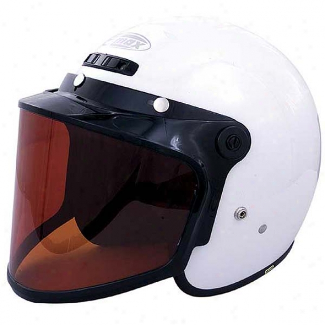 3 Snap Flip Shield For Gm2 And Gm22 Helmet