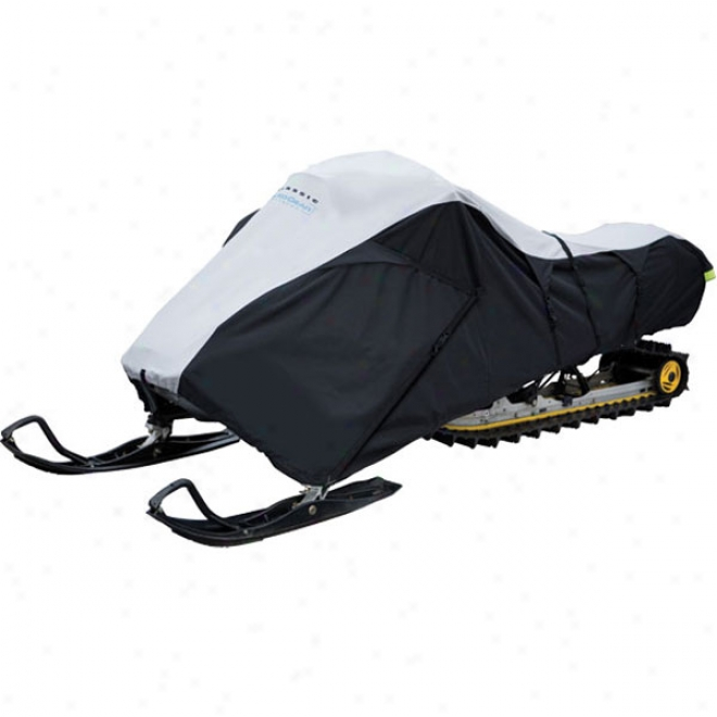 300d Deluxe Snowmobile Travel Cover