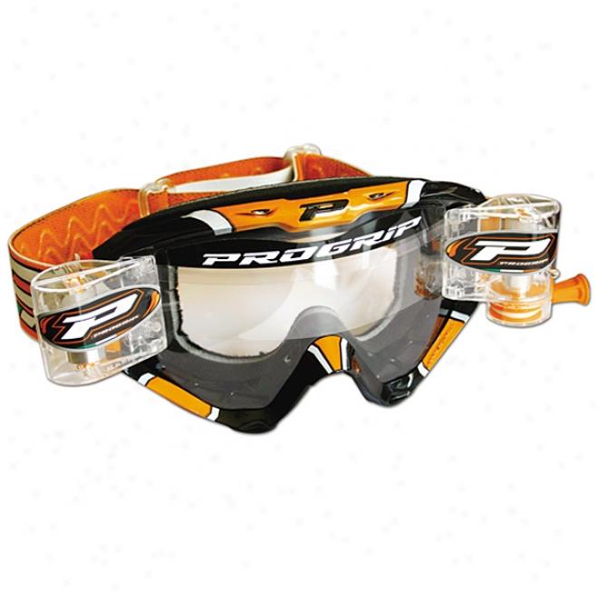 3450 Goggles W  Roll-offs