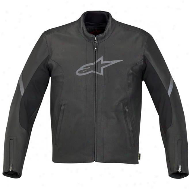 365 Gore-tex Leather Jacket