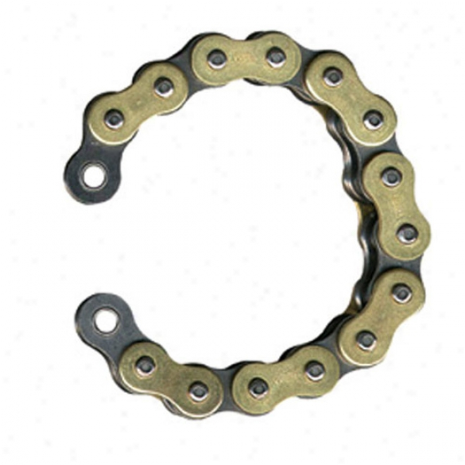 420 Oro Reinforced Regina Chain