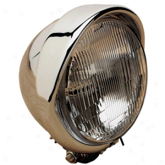 5-3 4 Headlight With Built-in Visor