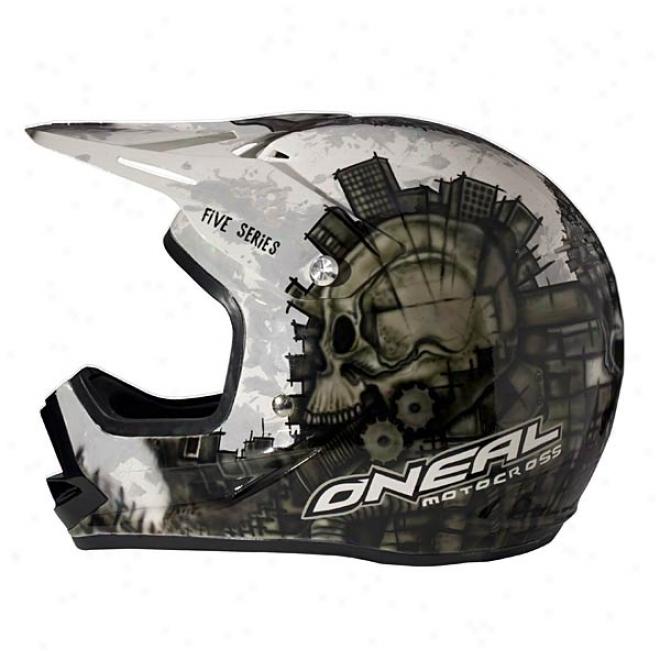 5 Series Crisis Helmet