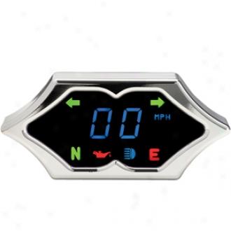 5000 Sries Spike Digital Speedometer