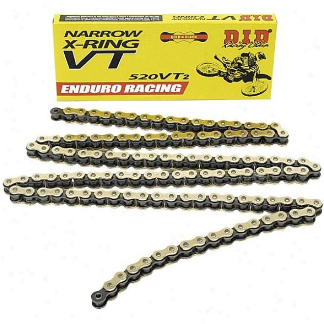 520 Vt2 Enduro Racing Chain