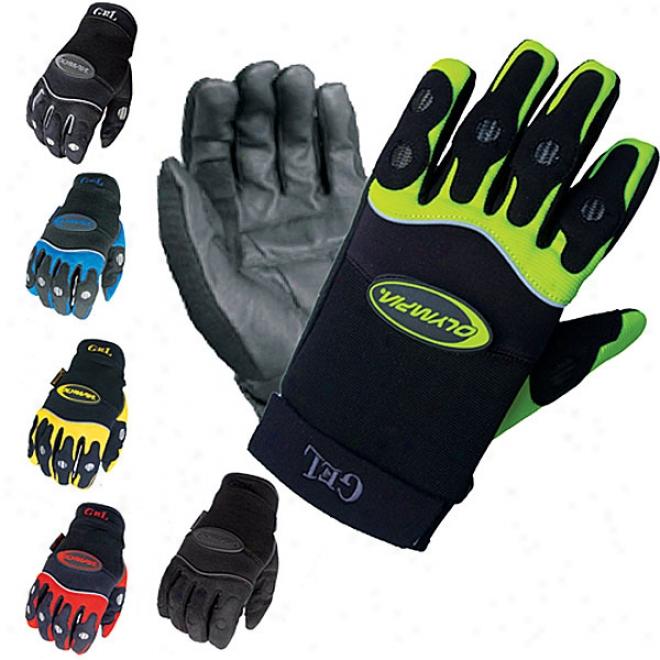 710 Gel Mirror Gloves