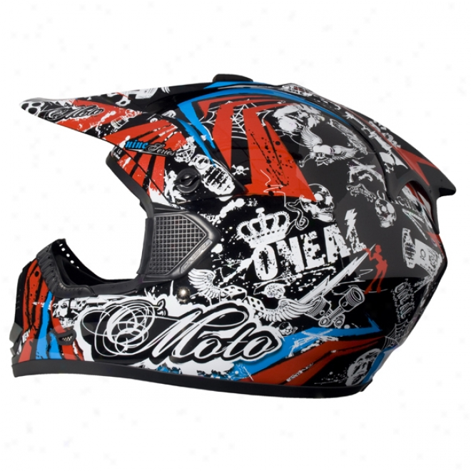 9 Series Addiction Helmet
