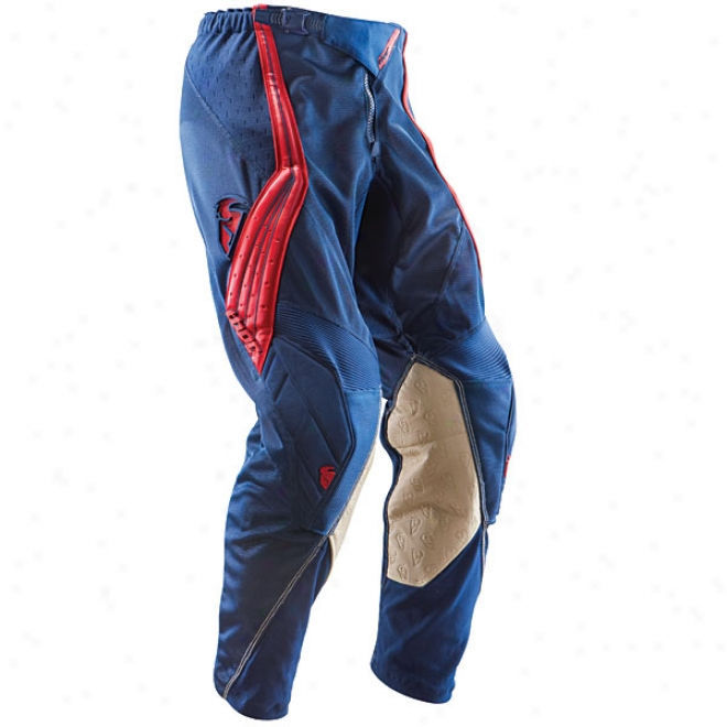 Ac Vented Pants - 20009